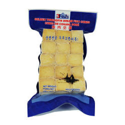 Golden Threadfin Bream Fish Cubes