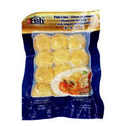 Mushroom Style Fish Cake