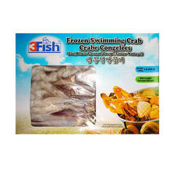 Cut Swimming Crab - 1lb